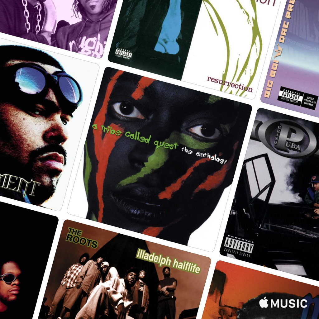 Smooth Rap Songs of the '90s, Vol.1