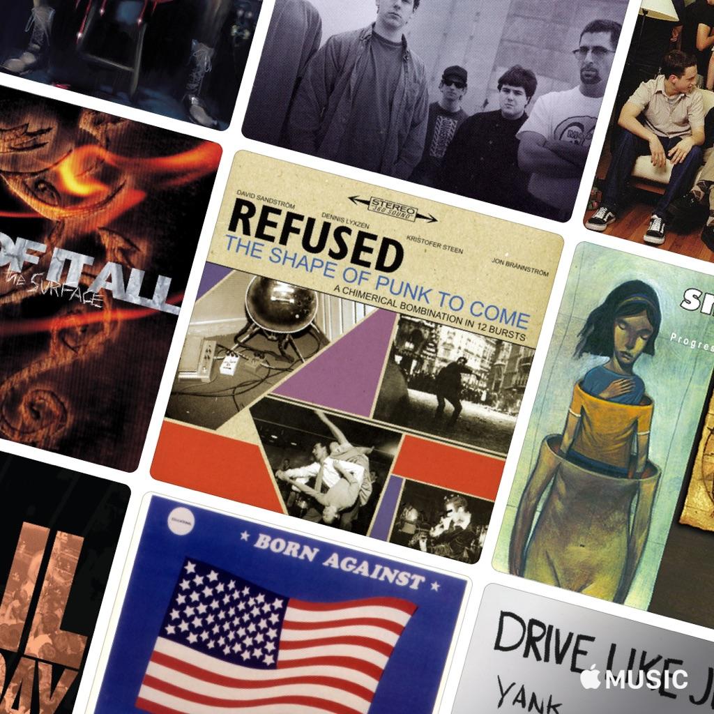 Best of '90s Hardcore