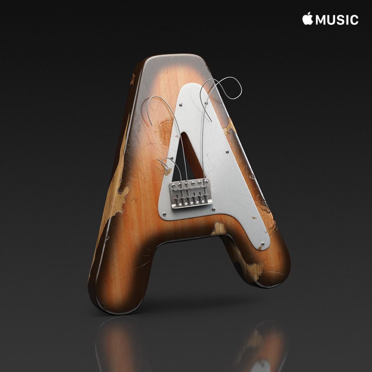 The A-List: Hard Rock on Apple Music