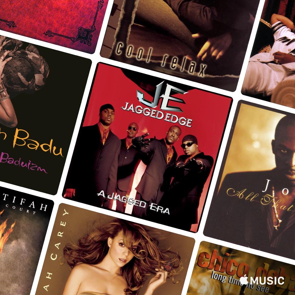 R&B: жемчужины 1997 года