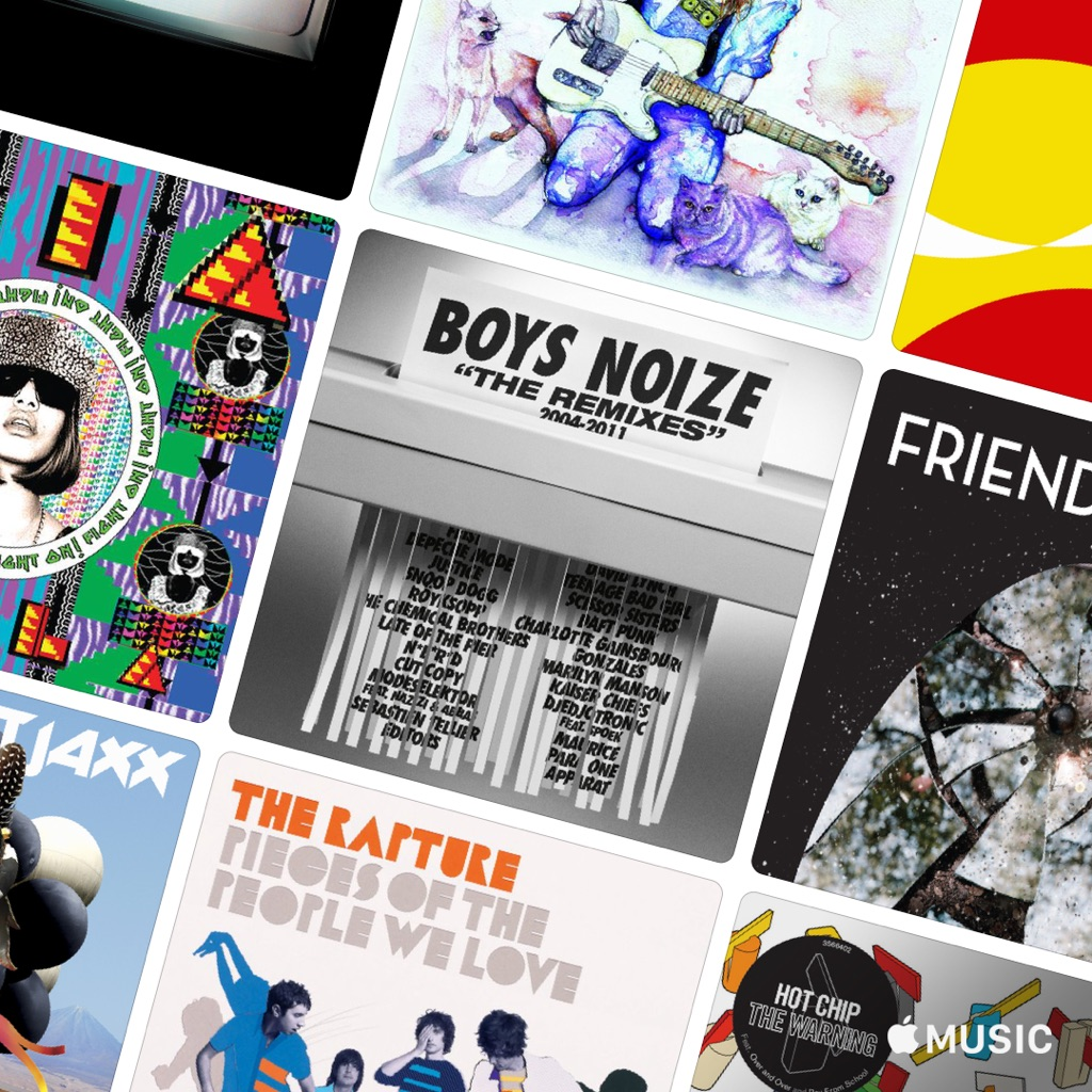 Heads Will Roll: Indie Dance Jams