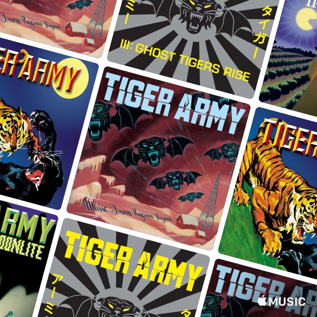 Tiger Army Essentials