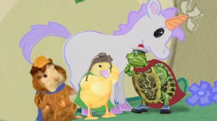 Save the Unicorn! / Save the Penguin!: Wonder Pets on ...