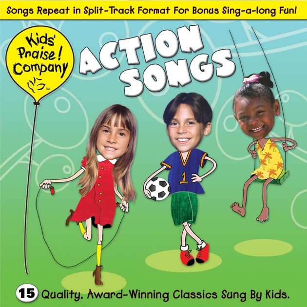 Marantha Kids Songs