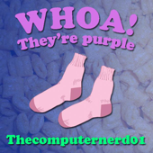 Whoa! They're Purple