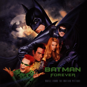 Various Artists - Batman Forever (Music from the Motion Picture)