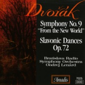 CSR Symphony Orchestra, Bratislava & Ondrej Lenárd - Symphony No. 9 in E minor, Op. 95, B. 178, ''From the New World'': III. Molto vivace