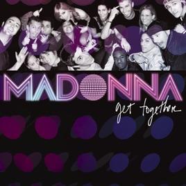 madonnaの get together ep をapple musicで