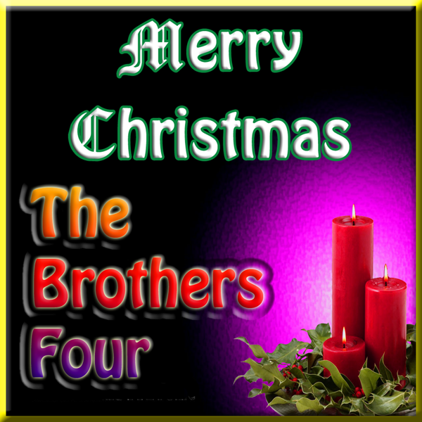 merry christmas by the brothers four on itunes