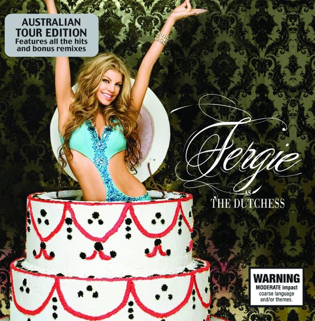 The Dutchess (Australian Tour Edition) by Fergie on Apple ... Fergie Clumsy