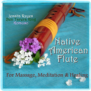 Native American Flute for Massage, Meditation & Healing (With Nature Sounds & New Age Flutes For Yoga, Massage, Spa & Reiki) - Jessita Reyes, Ben Tavera King & Komuso - Jessita Reyes, Ben Tavera King & Komuso