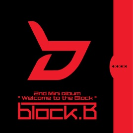 Welcome To The BLOCK   EP. Block B