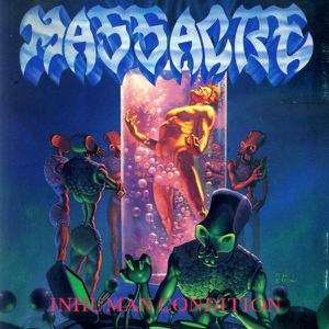 Massacre - Inhuman Condition - EP