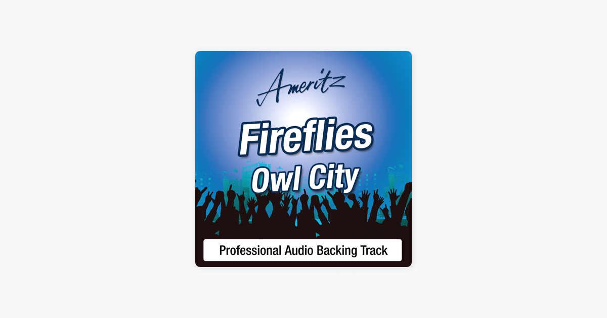fireflies karaoke mp3 download