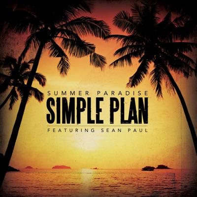 Summer Paradise (feat. Sean Paul) - Single - Simple Plan