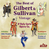 The Best of Gilbert & Sullivan Vintage