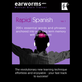 Rapid Spanish: Volume 1 (Unabridged) audiobook