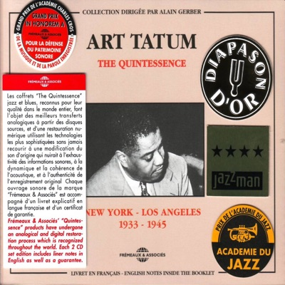 The Quintessence : New York-Los Angeles 1933-1945 - Art Tatum