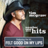 Tim McGraw - Number One Hits  artwork