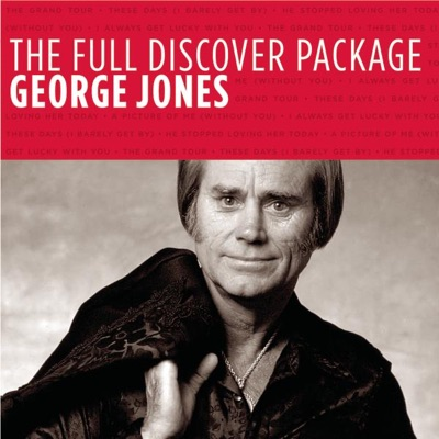 The Full Discover Package - George Jones