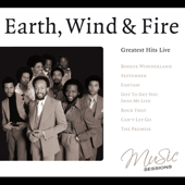 Earth, Wind & Fire - Greatest Hits Live