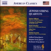 Bochmann String Quartet - Kol Nidre
