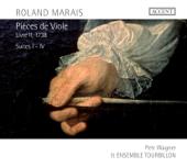Marais: Pieces de Viole, Book 2