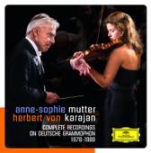 Mutter & Karajan - Complete Recordings On Deutsche Grammophon