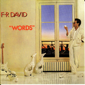 F.R. David - Words (Original Version 1982)