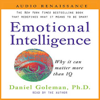 Daniel Goleman, Ph.D. - Emotional Intelligence (Unabridged) artwork