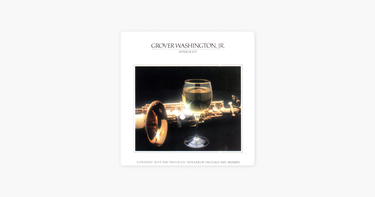 Winelight By Grover Washington Jr