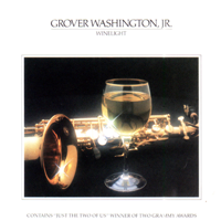 Grover Washington, Jr. - Winelight artwork