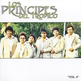 principes del tropico discografia