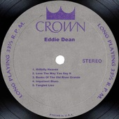 Eddie Dean - I Took the Blues Out of Tomorrow