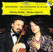 Misha Maisky, Martha Argerich - Beethoven: Sonata for Cello and Piano No.4 in C, Op.102 No.1 - 4. Allegro vivace