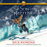 Download The Son of Neptune: The Heroes of Olympus, Book Two (Unabridged) Audio Book