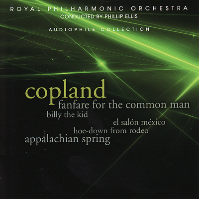 Fanfare for the Common Man - Phillip Ellis & Royal Philharmonic Orchestra song