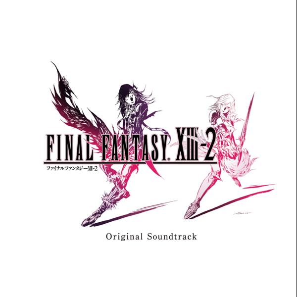 FINAL FANTASY XIII-2 (Original Soundtrack) by Masashi Hamauzu, Naoshi  Mizuta & Mitsuto Suzuki