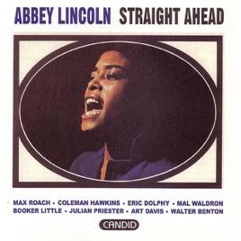 アビー・リンカーンの「Straight...