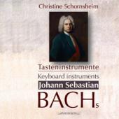 Tasteninstrumente: Johann Sebastian Bach