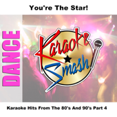 Karaoke Hits From The 80's And 90's Part 4