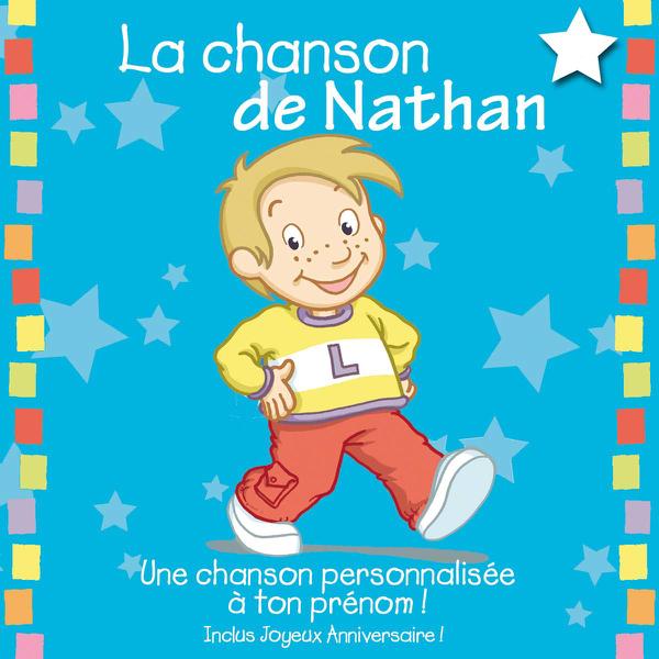 La Chanson De Nathan Album Personnalise Par Le Prenom By Leopold