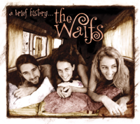 The Waifs - A Brief History... artwork