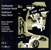 TRIO ZOGE-N-AM BOGE (SCHWEIZ): YBÄCHLER-SCHOTTISCH