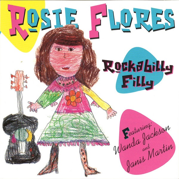 Rockabilly Filly (feat. Janis Martin & Wanda Jackson)