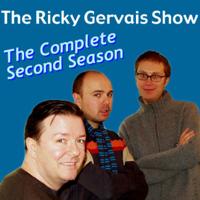 Ricky Gervais, Steve Merchant & Karl Pilkington - Ricky Gervais Show: The Complete Second Season (Abridged) artwork