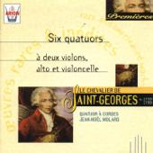 Quatuor No. 3 sol mineur: Allegro