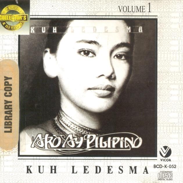kuh ledesma - ako ay pilipino lyrics | azlyrics.biz