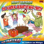 Die Kinder-Geburtstags-Party