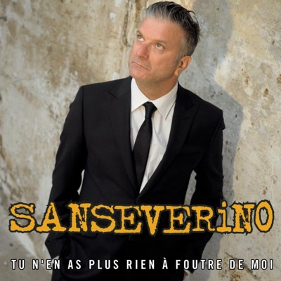 Tu n'en as plus rien à foutre de moi - Single - Sanseverino